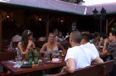 Puskás Restaurant und Biergarten